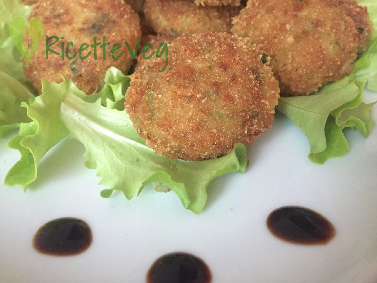 Polpette di soia e zucchine – Ricetta Vegetariana e Senza Glutine