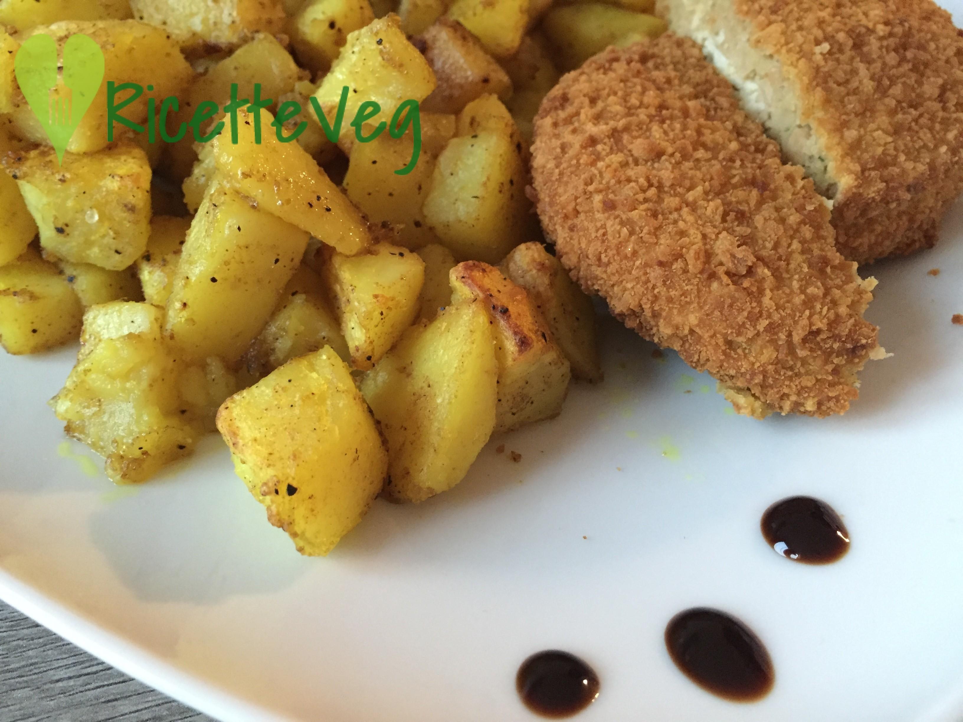 Patate alle 5 spezie – Contorno goloso